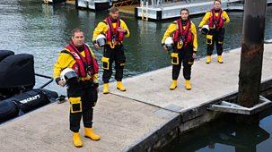 Saving Lives At Sea - Series 5: Episode 9