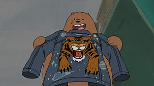We Bare Bears - Series 1: 8. Jean Jacket