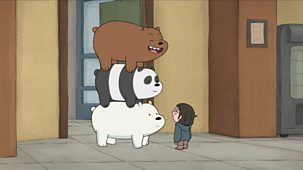 We Bare Bears - Series 1: 11. My Clique