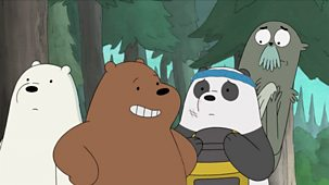 We Bare Bears - Series 1: 13. Brother Up