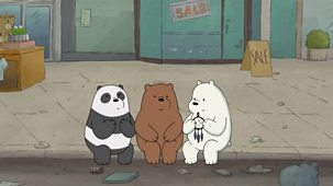 We Bare Bears - Series 1: 14. Occupy Bears