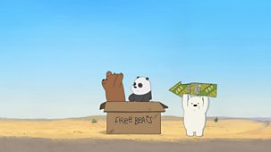 We Bare Bears - Series 1: 16. The Road