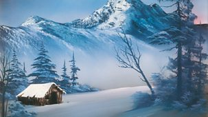 The Joy Of Painting - Winter Specials: 17. Splendour Of A Snowy Winter
