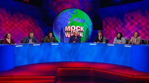 Mock The Week - Series 19: Episode 7