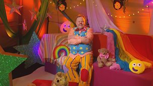 Cbeebies Bedtime Stories - 770. Mr Tumble - While We Can't Hug