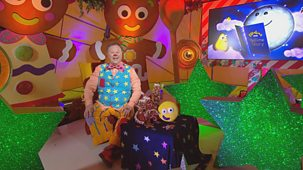 Cbeebies Bedtime Stories - 771. Mr Tumble - The Gingerbread Man