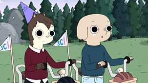 Summer Camp Island - Series 1: 8. Ghost The Boy