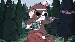 Summer Camp Island - Series 1: 10. The Basketball's Liaries