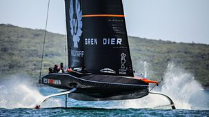 Sailing: America's Cup - 2020/21: 24/02/2021