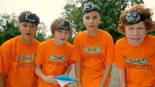 Secret Life Of Boys - Series 5: 3. The Good Deeders
