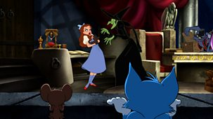 Tom And Jerry And The Wizard Of Oz - Episode 10-01-2021