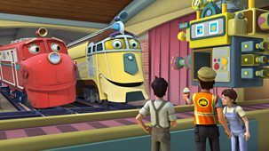 Chuggington - Series 6: 5. Frostini's True Calling