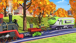 Chuggington - Series 6: 6. The Old-fashioned Way