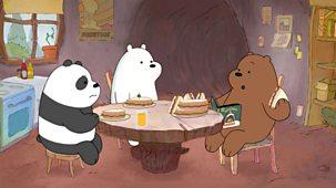 We Bare Bears - Series 1: 24. Hibernation