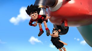 Dennis & Gnasher Unleashed! - Series 2: 31. Eco Worriers