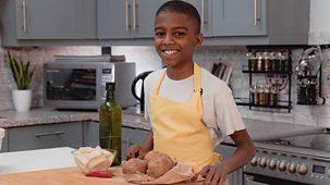 What's Cooking Omari? - Series 1: 6. Omari's Kickin' Jackfruit Curry