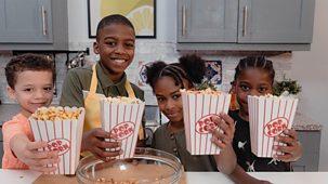 What's Cooking Omari? - Series 1: 7. Omari's Poppin' Popcorn