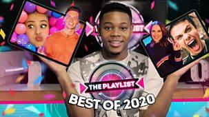 The Playlist - Series 4: 39. 2020 Playlist Rewind