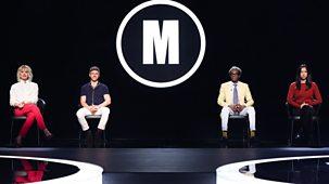 Celebrity Mastermind - 2020/21: Episode 5