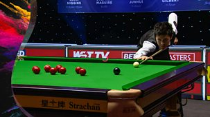 Masters Snooker - 2021 Extra: 12/01/2021