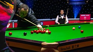 Masters Snooker - 2021 Highlights: 12/01/2021
