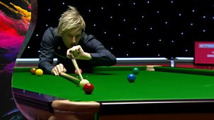 Masters Snooker - 2021 Extra: 13/01/2021