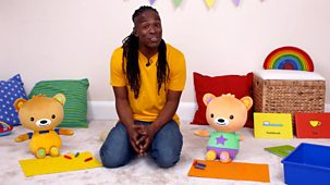 The Toddler Club At Home - Series 1: 10. Making Marks