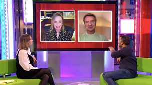 The One Show - 13/01/2021