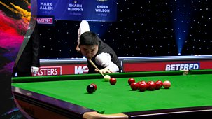 Masters Snooker - 2021 Extra: 14/01/2021