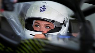 Blue Peter - Lindsey's Racing Challenge