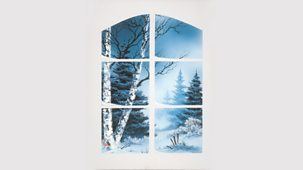 The Joy Of Painting - Winter Specials: 22. Through The Window