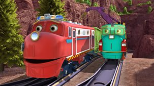 Chuggington - Series 6: 9. Not From Around Here