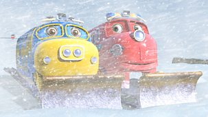 Chuggington - Series 6: 10. Out In The Cold