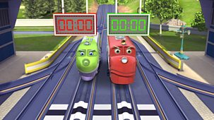 Chuggington - Series 6: 15. The Fast, The Strong, And The Wilson