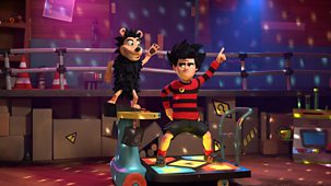 Dennis & Gnasher Unleashed! - Series 2: 32. The Beat Goes On