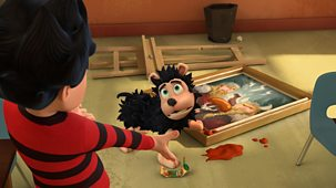 Dennis & Gnasher Unleashed! - Series 2: 34. The Artful Gnasher