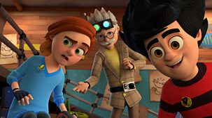 Dennis & Gnasher Unleashed! - Series 2: 35. The Order Of The Golden Sausage