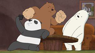 We Bare Bears - Series 1: 25. Charlie Ball