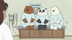 We Bare Bears - Series 1: 27. Slumber Party