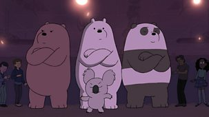 We Bare Bears - Series 1: 28. Bear Cleanse