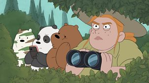 We Bare Bears - Series 1: 31. Rooms
