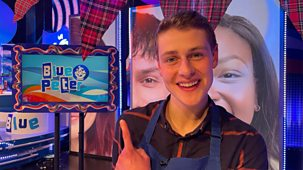 Blue Peter - Burns Night With Bake Off
