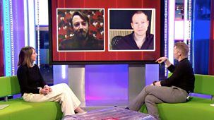 The One Show - 21/01/2021
