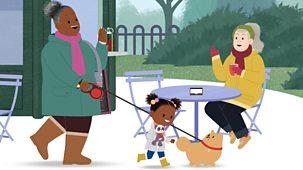 Jojo & Gran Gran - Winter: 7. It's Time To Look After Monty