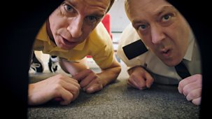 Danny And Mick - Series 4: 7. I Smell A Rat