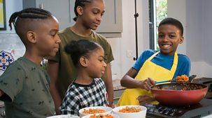 What's Cooking Omari? - Series 1: 8. Omari's Luscious Lentil Bolognese