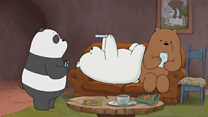 We Bare Bears - Series 1: 33. Cellie