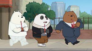 We Bare Bears - Series 1: 34. Fashion Bears