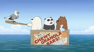 We Bare Bears - Series 1: 35. The Island