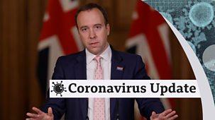 Bbc News Special - Coronavirus Update: 25/01/2021